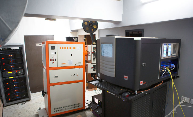 Digital Projectors at Filmcity Goregaon